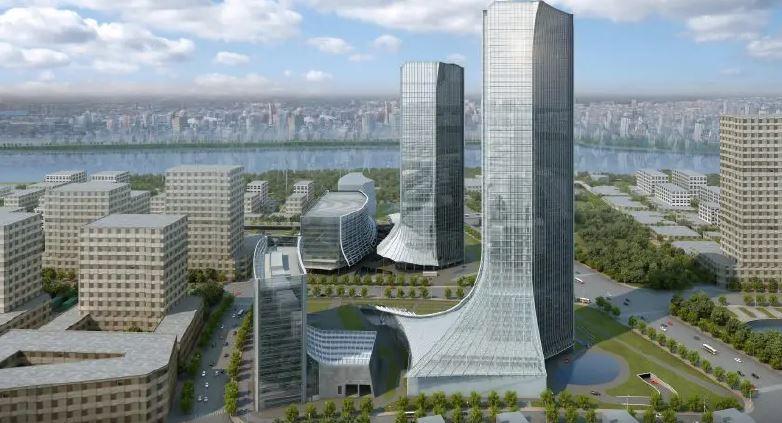 Aviation Tower Shanghai, LEXAN EXELLD sheet 5