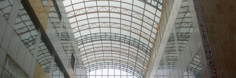R&S - Rooflight Hospital Multiwall Green 10 mm