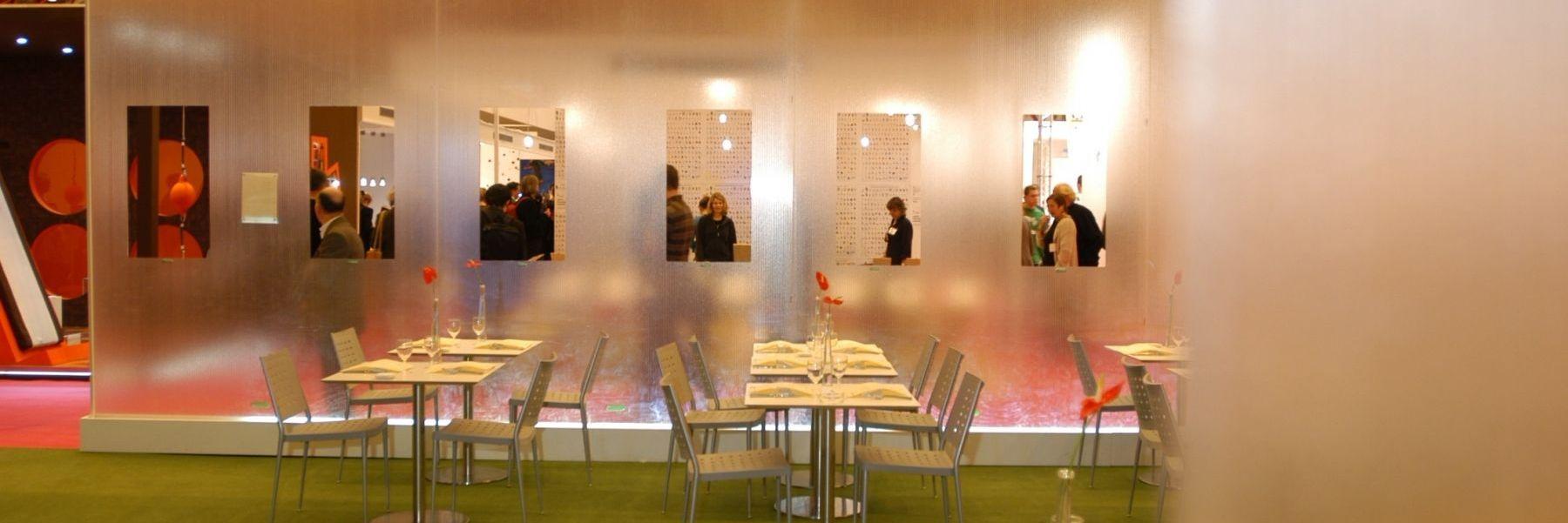 LEXAN THERMOCLEAR multiwall sheet interior glazing aesthetics transparent transparency aethetics