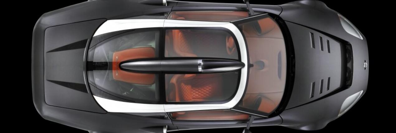 Spyker C8 Top