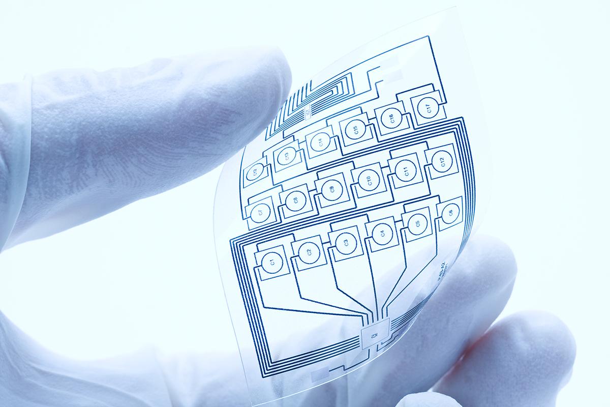 LEXAN CXT Film - Image press release - Flexible Printed Electronics